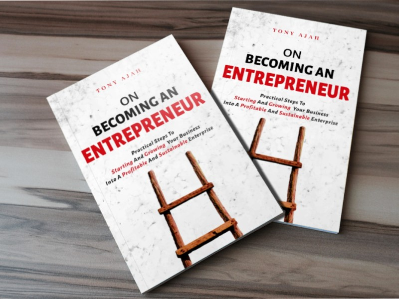 Free Copy of  On Becoming an Entrepreneur  Copy 1